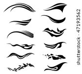 elements for design   Shutterstock .eps vector #47193562