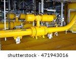 construction engineering design ... | Shutterstock . vector #471943016