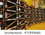 germany aug 15 wine shop with... | Shutterstock . vector #471959660