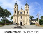 Church Of Sts. Louis   Parish...
