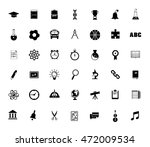 illustration collection of high ... | Shutterstock .eps vector #472009534