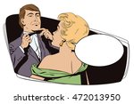 stock illustration. people in... | Shutterstock .eps vector #472013950