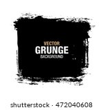 vector black grunge background | Shutterstock .eps vector #472040608