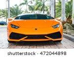 miami  florida  usa february 19 ... | Shutterstock . vector #472044898