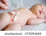 Treatment of newborn baby navel ...