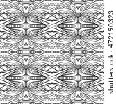 vector abstract pattern page... | Shutterstock .eps vector #472190323