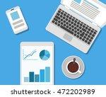 flat style modern design of... | Shutterstock .eps vector #472202989