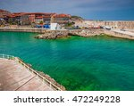 llanes  spain   11 april  2010  ... | Shutterstock . vector #472249228