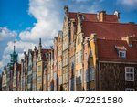 architecture of old town in... | Shutterstock . vector #472251580