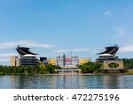 pittsburgh   july 22  heinz... | Shutterstock . vector #472275196
