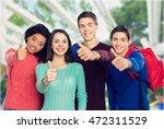 students. | Shutterstock . vector #472311529