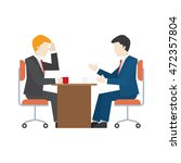 business people illustration.... | Shutterstock .eps vector #472357804