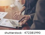 business checking report | Shutterstock . vector #472381990