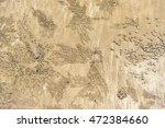 Footprints  Crab Tracks On San...