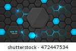 abstract background or pc... | Shutterstock .eps vector #472447534