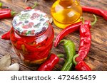 Bank Of Canned Chili Peppers ...