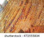 metallic oxidated texture   Shutterstock . vector #472555834
