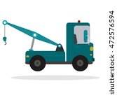 transport design  vector... | Shutterstock .eps vector #472576594