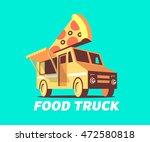 food truck | Shutterstock .eps vector #472580818