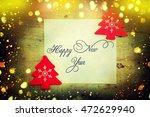 christmas background | Shutterstock . vector #472629940