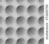 vector seamless texture. modern ... | Shutterstock .eps vector #472650700