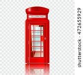 London Red Telephone Box...