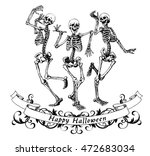 Happy Halloween Dancing...