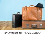 suitcase. | Shutterstock . vector #472726000