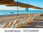 Sandy Beach Of Eilat   Famous...