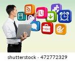 apps. | Shutterstock . vector #472772329