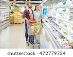 buying food | Shutterstock . vector #472779724
