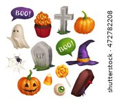 Halloween Sticker Pack With...