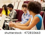 education  high school ... | Shutterstock . vector #472810663
