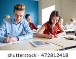 education  learning and people... | Shutterstock . vector #472812418