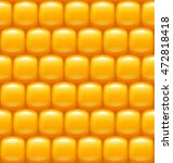 corn background pattern | Shutterstock .eps vector #472818418