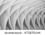 study of patterns and lines  | Shutterstock . vector #472870144