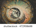 detail of the astronomical... | Shutterstock . vector #472908688