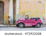 Havana  Cuba   July 18   Old...