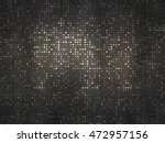 set of abstract backgrounds... | Shutterstock . vector #472957156