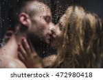 blurred image of a sexy pair... | Shutterstock . vector #472980418