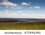 view from the costal path near... | Shutterstock . vector #472996390