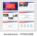 elements of infographics for... | Shutterstock .eps vector #473023288