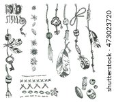 Hand Drawn Vector Collection O...
