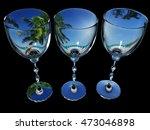 beach party   Shutterstock . vector #473046898