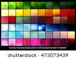 60 creative concept vector... | Shutterstock .eps vector #473073439
