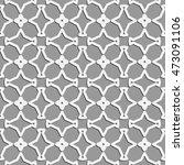 seamless line pattern.... | Shutterstock .eps vector #473091106