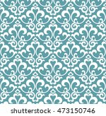 floral pattern. wallpaper... | Shutterstock . vector #473150746