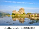 The Castle At Eilean Donan...