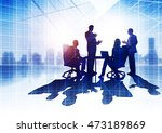 concept business illustration | Shutterstock . vector #473189869