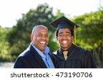 african american student... | Shutterstock . vector #473190706